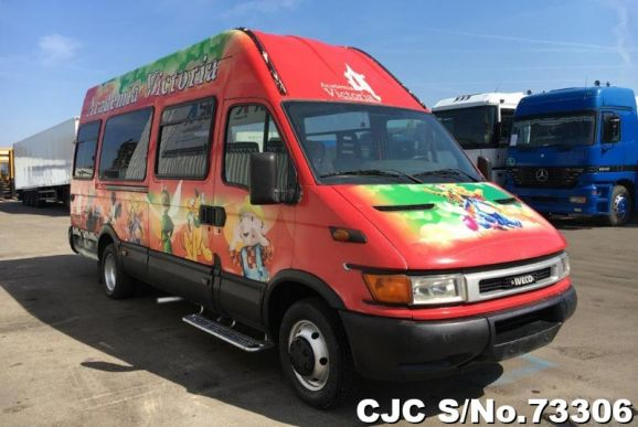 2002 Iveco / Daily Stock No. 73306
