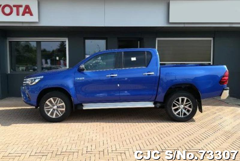 2018 Toyota / Hilux Stock No. 73307