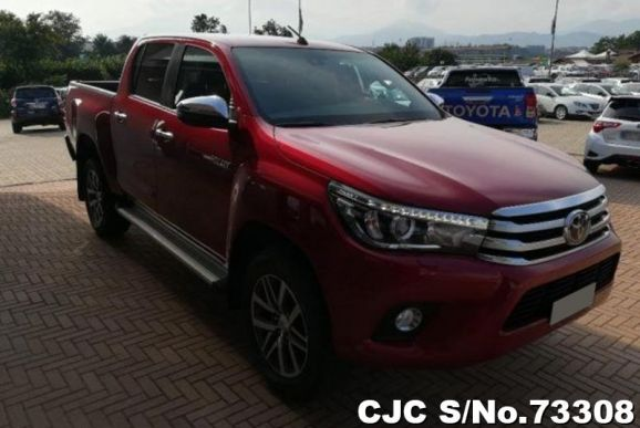 2018 Toyota / Hilux Stock No. 73308