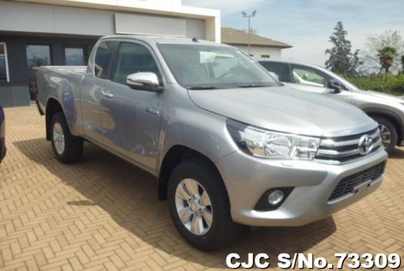 2018 Toyota / Hilux Stock No. 73309