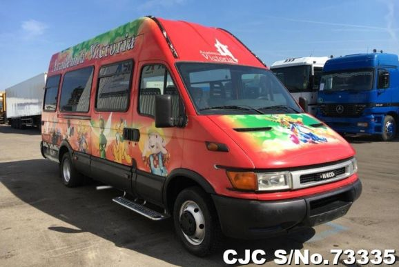 2002 Iveco / Daily Stock No. 73335