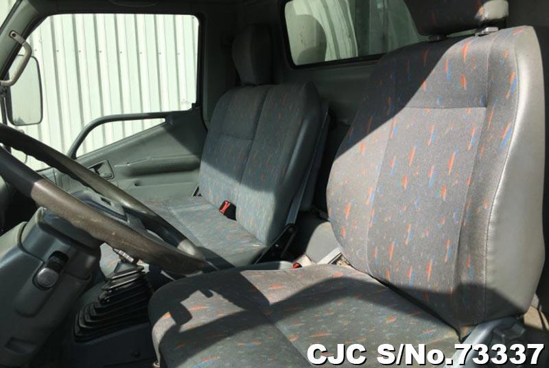 2002 Mitsubishi / Canter Stock No. 73337