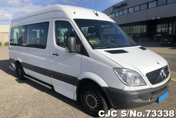 2009 Mercedes Benz / Sprinter Stock No. 73338