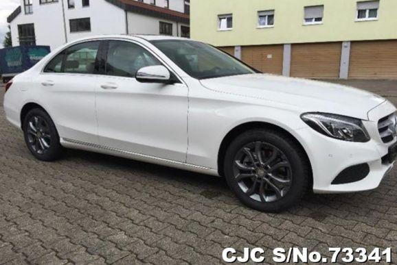 2018 Mercedes Benz / C Class Stock No. 73341
