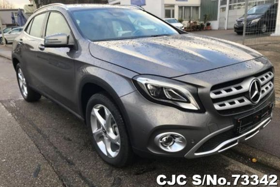 2018 Mercedes Benz / GLA Class Stock No. 73342