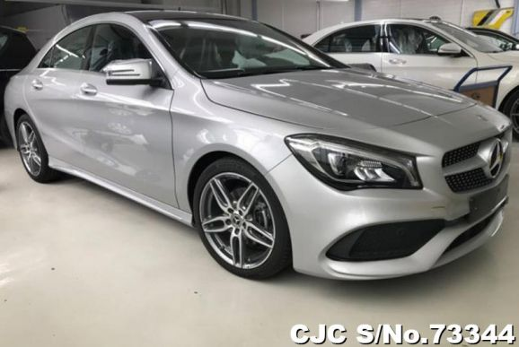 2018 Mercedes Benz / CLA Class Stock No. 73344