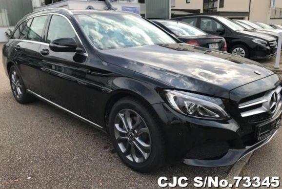 2018 Mercedes Benz / C Class Stock No. 73345