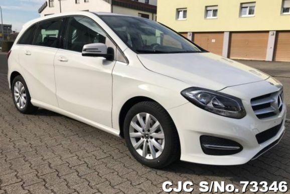 2018 Mercedes Benz / B Class Stock No. 73346