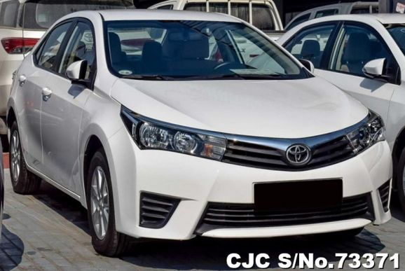 2014 Toyota / Corolla Stock No. 73371