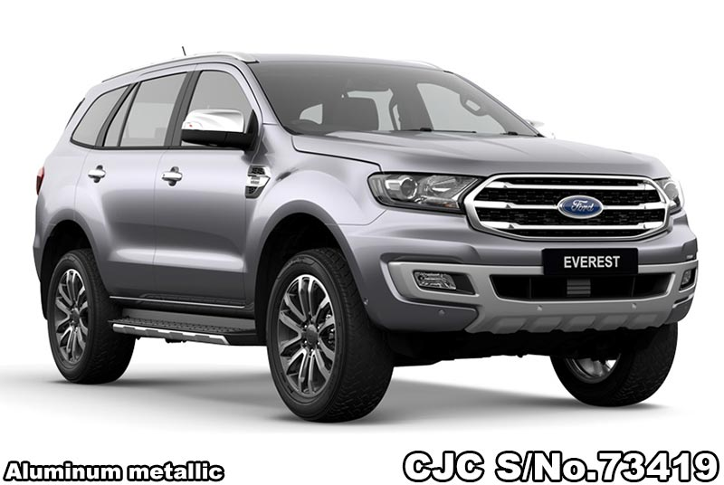2020 Ford / Everest Stock No. 73419