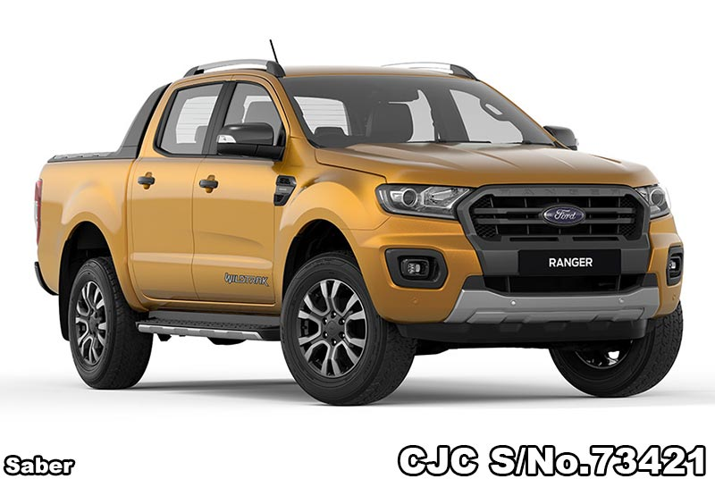 2019 Ford / Ranger Stock No. 73421