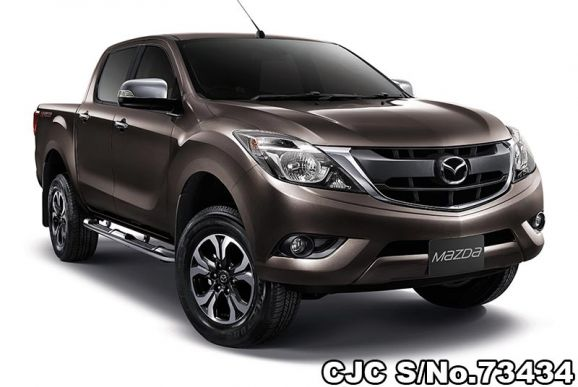2020 Mazda / BT-50 Stock No. 73434