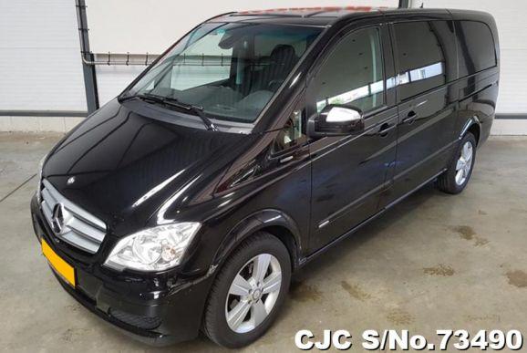 2012 Mercedes Benz / Viano Stock No. 73490