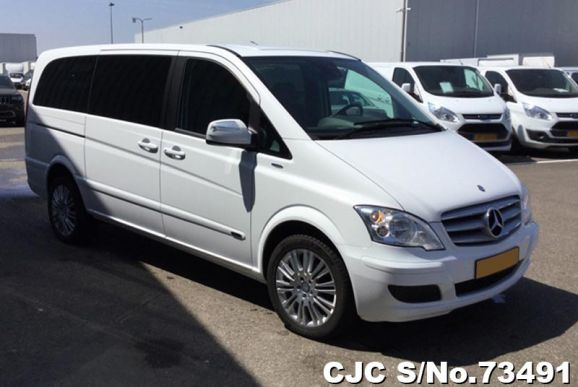 2013 Mercedes Benz / Viano Stock No. 73491