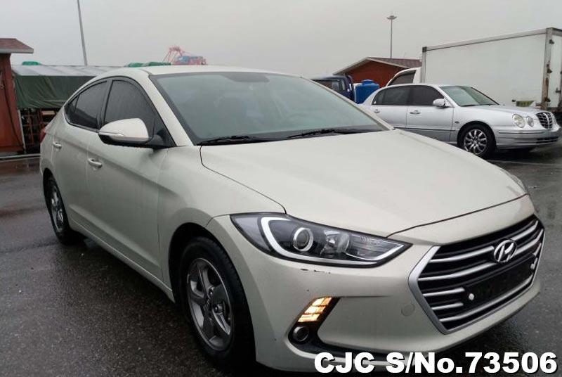 2015 Hyundai / Avante AD Stock No. 73506