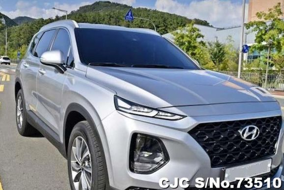 2019 Hyundai / Santa FE Stock No. 73510