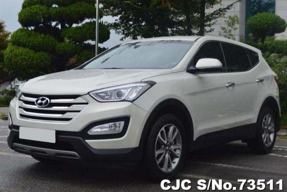 2014 Hyundai / Santa FE Stock No. 73511
