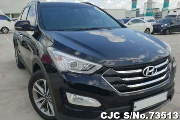 2015 Hyundai / Santa FE Stock No. 73513