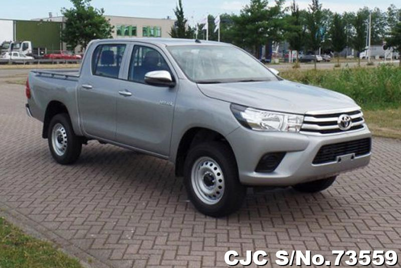 2018 Toyota / Hilux Stock No. 73559