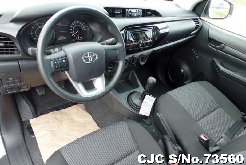 2018 Toyota / Hilux Stock No. 73560