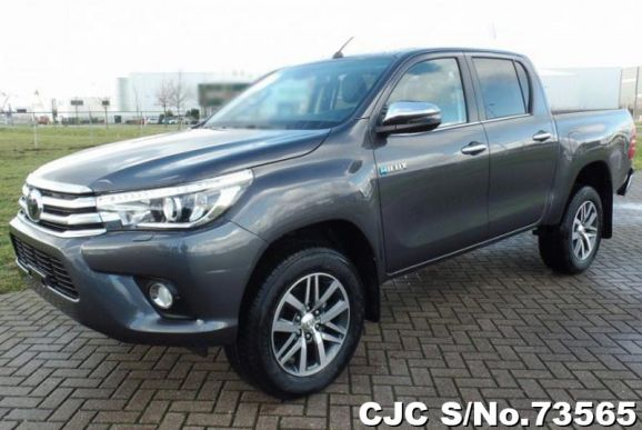 2017 Toyota / Hilux Stock No. 73565
