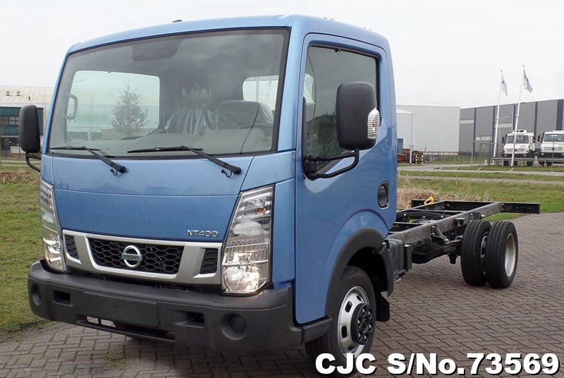 2015 Nissan / NT400 Cabstar Stock No. 73569