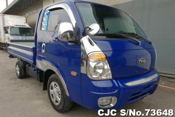 2011 Kia / Bongo3 Stock No. 73648