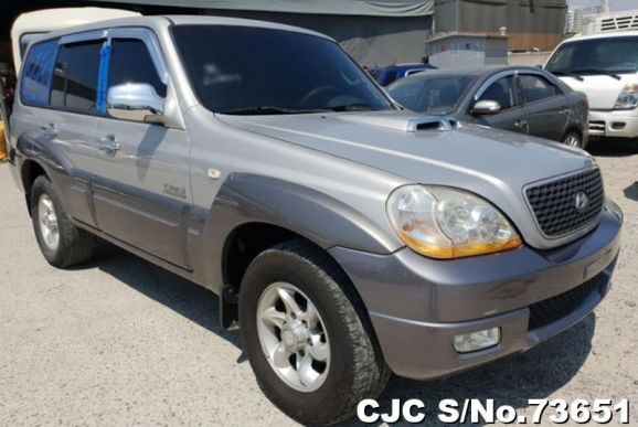 2006 Hyundai / Terracan Stock No. 73651