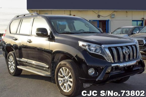 2015 Toyota / Land Cruiser Prado Stock No. 73802