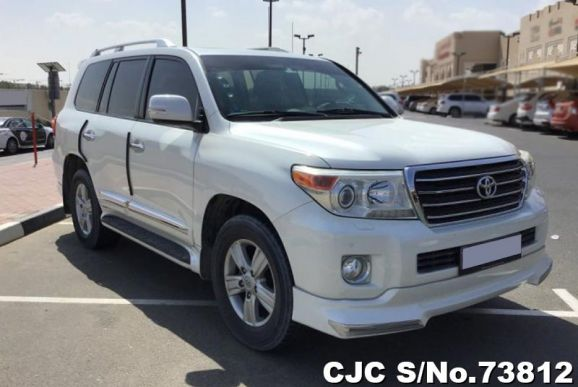 2014 Toyota / Land Cruiser Stock No. 73812