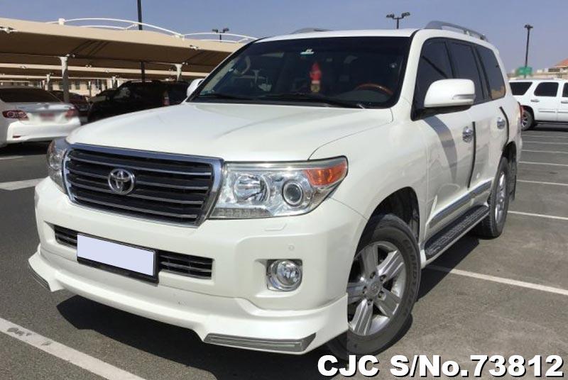 2014 Toyota / Land Cruiser Stock No. 73812