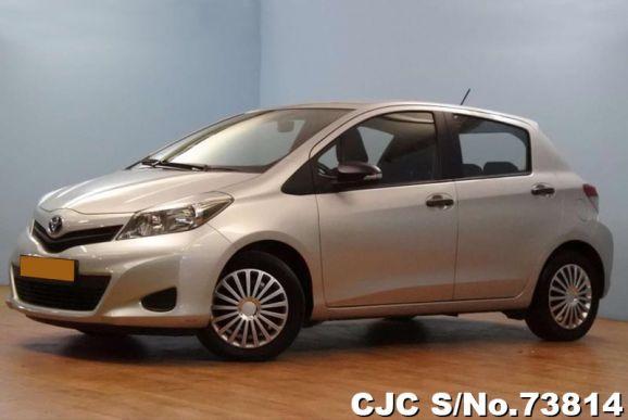 2011 Toyota / Vitz - Yaris Stock No. 73814
