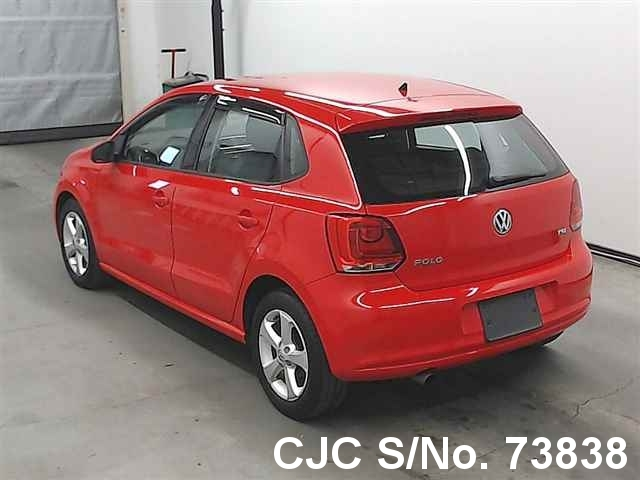 2011 Volkswagen / Polo Stock No. 73838