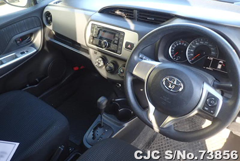 2015 Toyota / Vitz - Yaris Stock No. 73856