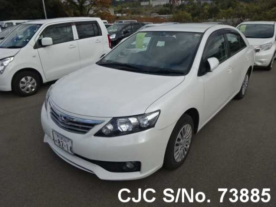 2011 Toyota / Allion Stock No. 73885