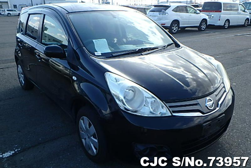 2010 Nissan / Note Stock No. 73957