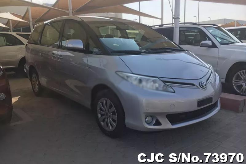 2015 Toyota / Previa Stock No. 73970