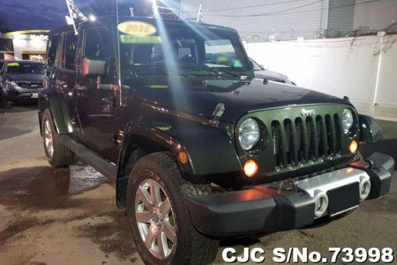 2012 Jeep / Wrangler Stock No. 73998