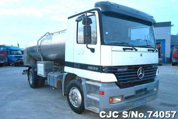 1997 Mercedes Benz / Actros Stock No. 74057