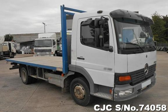 1999 Mercedes Benz / Atego Stock No. 74058