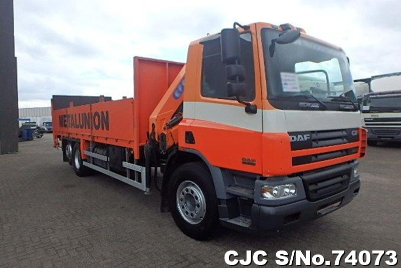 2005 DAF / CF75.250 Stock No. 74073