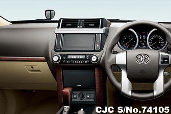 2020 Toyota Land Cruiser Prado Avant Garde Bronze Metallic For
