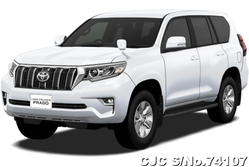 2019 Toyota / Land Cruiser Prado Stock No. 74107