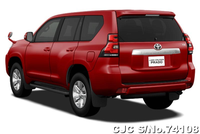 2019 Toyota / Land Cruiser Prado Stock No. 74108