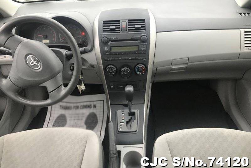 2009 Toyota / Corolla Stock No. 74120