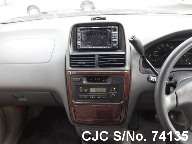 2000 Toyota Ipsum Silver For Sale Stock No 74135 Japanese Used