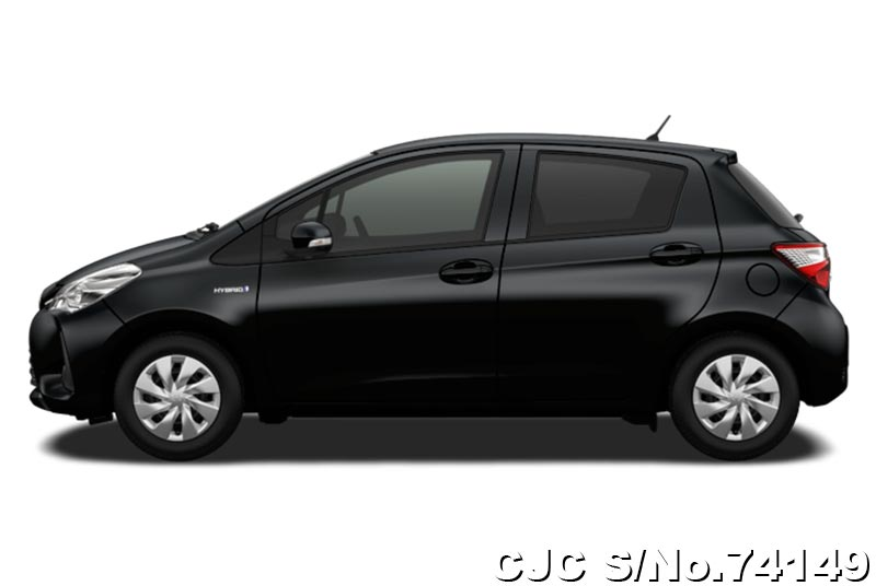 2019 Toyota / Vitz - Yaris Stock No. 74149