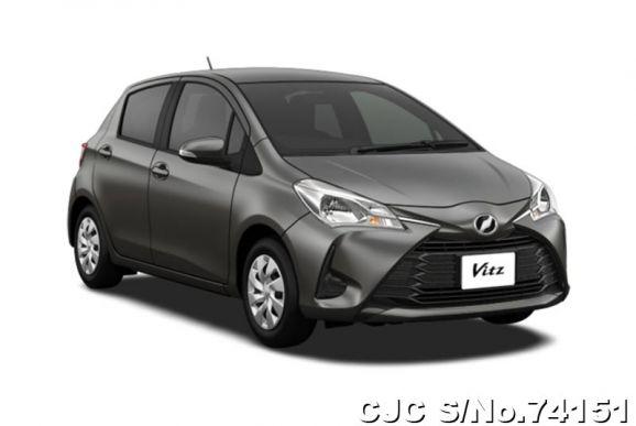 Used Toyota Vitz - Yaris for Sale | Japanese Used Cars Exporter
