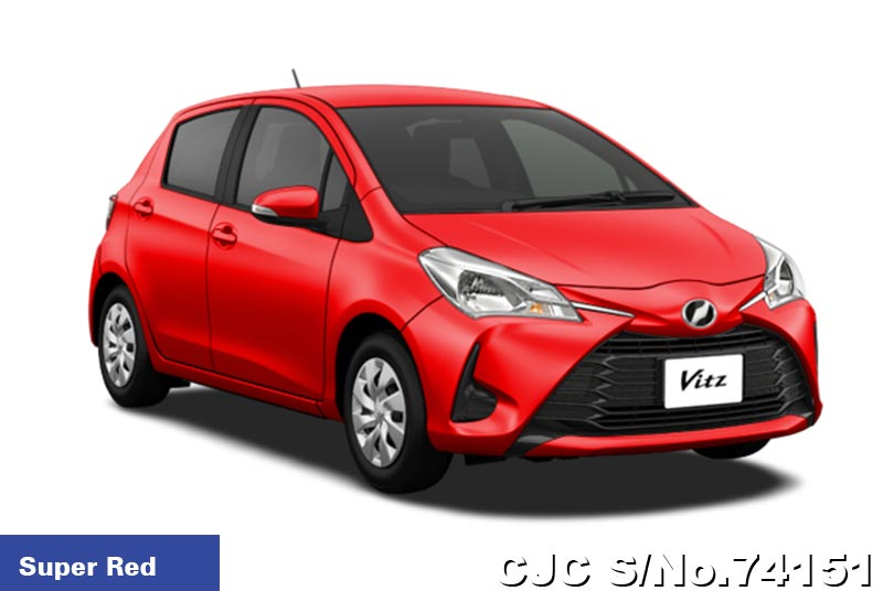 2019 Toyota Vitz - Yaris Gray Metallic for sale | Stock No ...