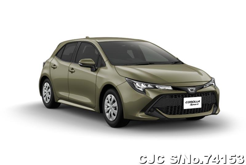 2019 Toyota Corolla Sport Oxide Bronze Metallic For Sale Stock No